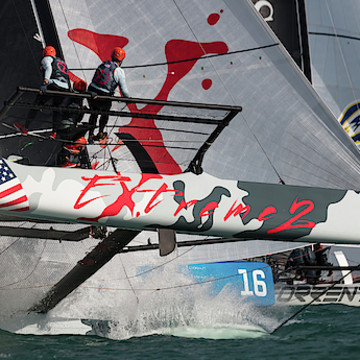 2018 M32 World  Championship Regatta Chicago Collection