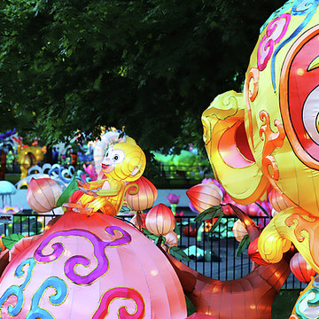 2018 New York State Chinese Lantern Festival Collection