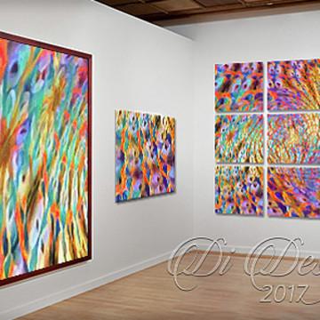 24 9pcMural&TileDesigns 24 Collection
