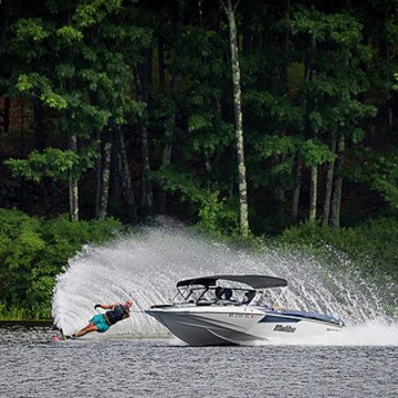 38th Annual Lakes Region Open Water Ski Tournament Collection