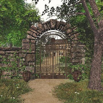 3D Digital Art - Landscapes