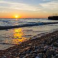 9.28.2013 Sunrise Over Lake Michigan North of Chicago Collection