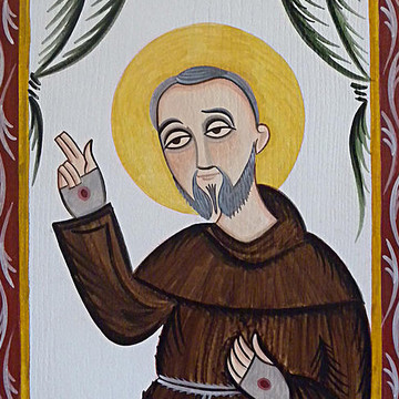 A. Olivas -- All Retablos Religious Artworks Collection