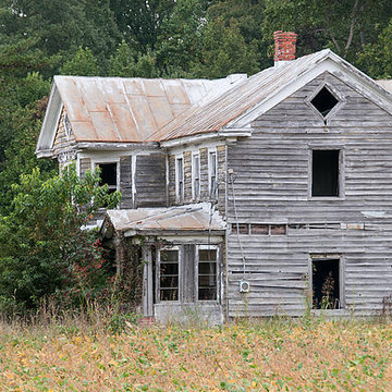 Abandoned Homes Collection
