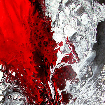 Abstract acrylic painting Collection