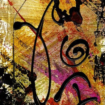 Abstract and Abstract Expressionism Collection