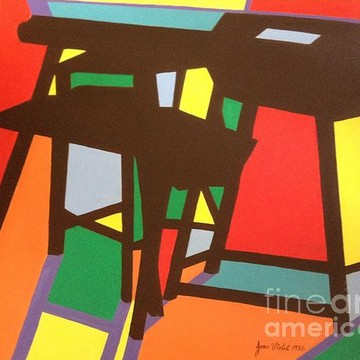 Abstract and Contemporary Art Collection