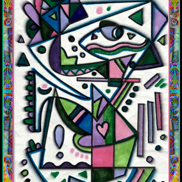 Abstract and Pop Art Collection