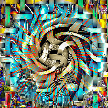 Abstract Art Paintings Collection