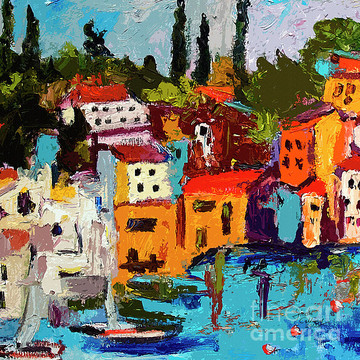Abstract Italy Art Collection