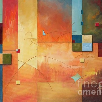 Abstract Modern Contemporary Collection