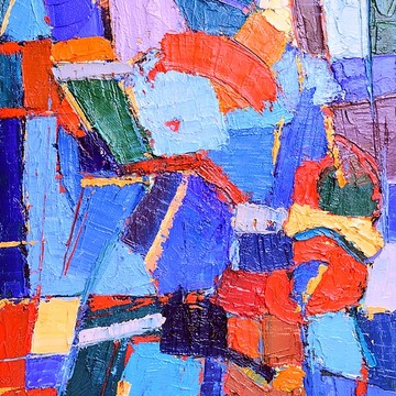 Abstract Paintings Collection