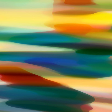 Abstract Seascapes Collection