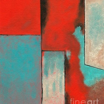 Abstract Structure Paintings Collection