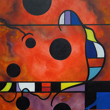 Abstracts by Ken Caffey