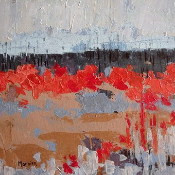 Abstracts Paintings Collection