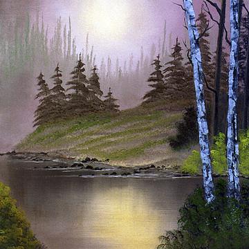 Acrylic Painting Prints