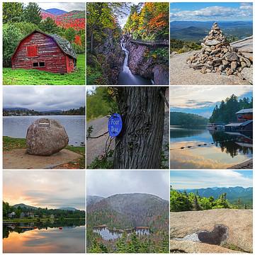 Adirondacks and Lake Placid