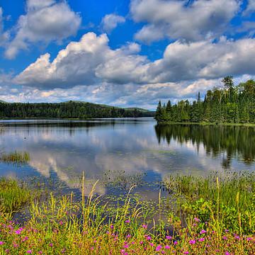 ADK - Lake Abanakee - Indian Lake Collection