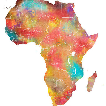 Africa Maps Collection