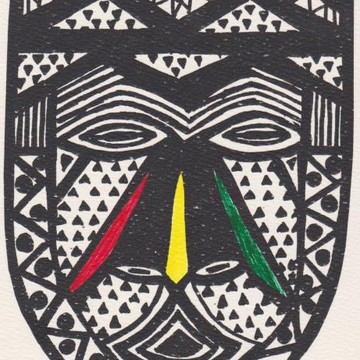 African Art - Drawings