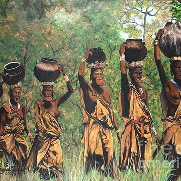 African Women and Images Collection