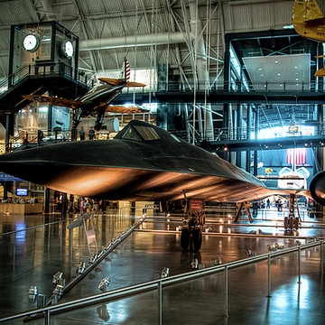 Air and Space Museum Udvar-Hazy Collection
