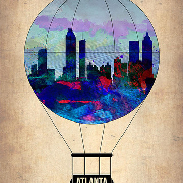 Air Balloon City Collection
