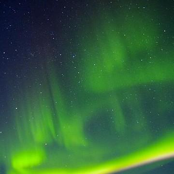 Alaska Aurora Borealis 2014  Green Lady Dancing Across the Sky Collection