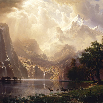 Albert Bierstadt Collection