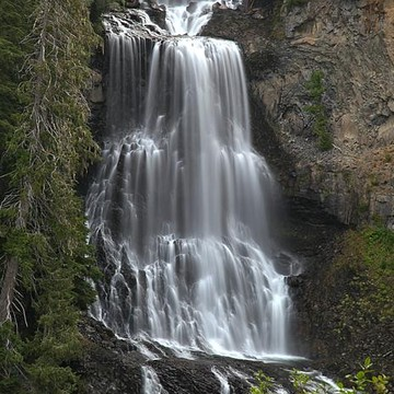 Alexander Falls - British Columbia - Canada Collection