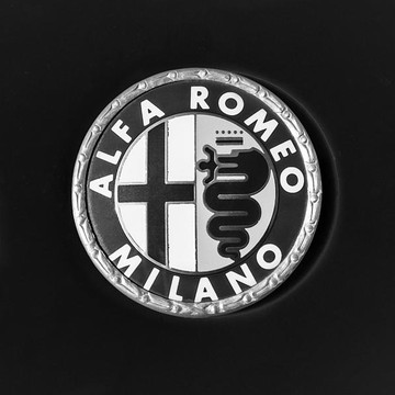 ALFA ROMEO - bw - sepia - antique color - antique bw Collection