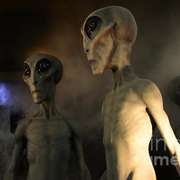 Aliens And Unidentified Flying Objects Collection