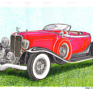 All Car Art Collection