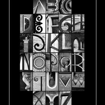 Alphabet Art Collection