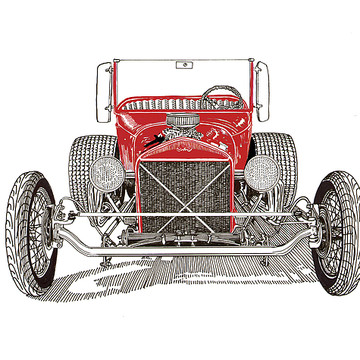 American Hot Rods Collection