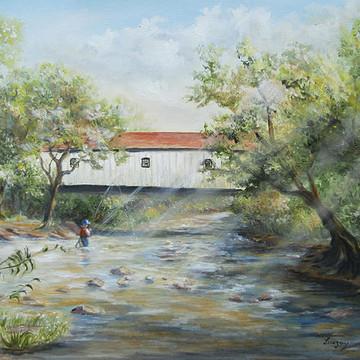 American Scenes Landscape Art
