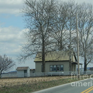 Amish Schoolhouses Collection