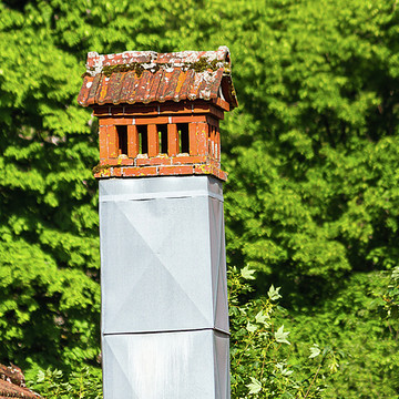 Ancient chimneys
