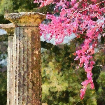 Ancient Olympia paintings Collection