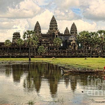 Angkor Wat  Cambodia Collection