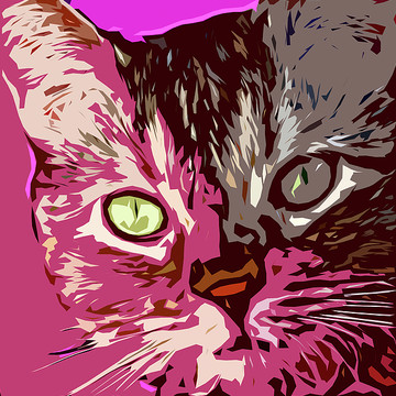 ANIMALS -  Digital Art and Illustrations