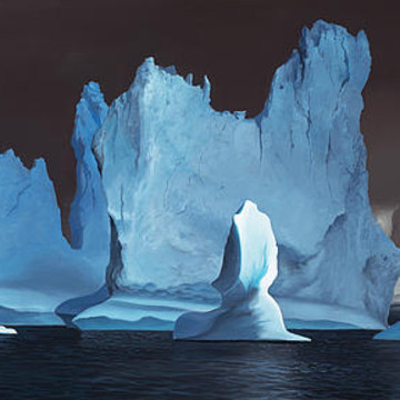 Antarctica Paintings