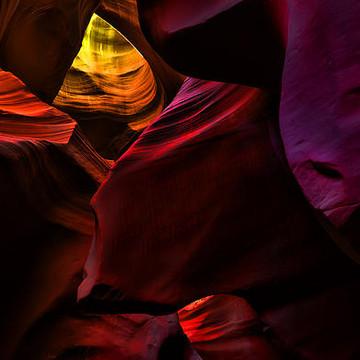 Antelope Canyon Page AZ Collection
