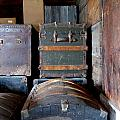 Antique Trunks Collection