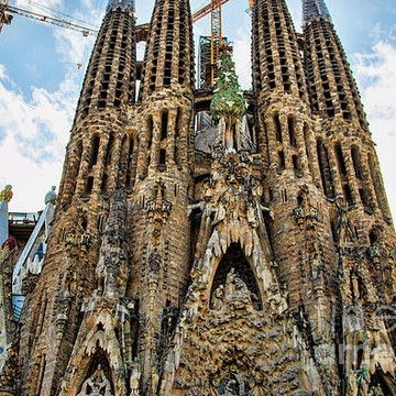 Antoni Gaudi Barcelona Spain Collection