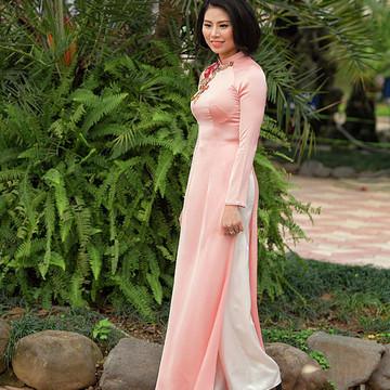 Ao Dai Fashion Vietnamese Costume Collection