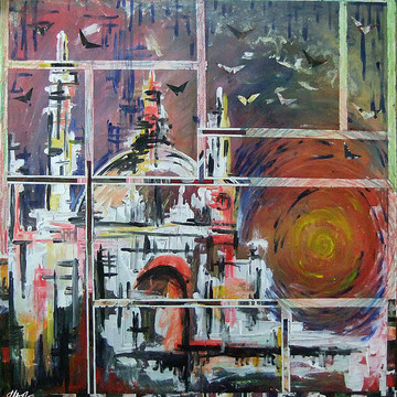 Architectural Paintings Collection