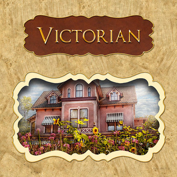 Architecture - Victorian Houses Collection