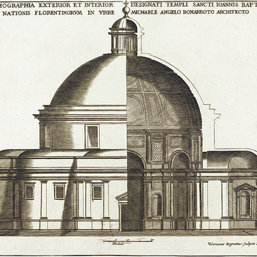 Architecture in Old Prints Collection